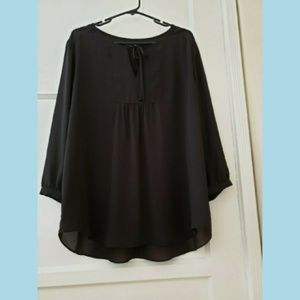 NYDJ Not Your Daughters Jeans Long Sleeve Tunic L